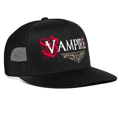 Vampire - Trucker Cap