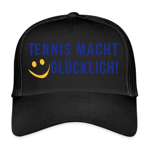 Tennis macht glücklich! - Trucker Cap