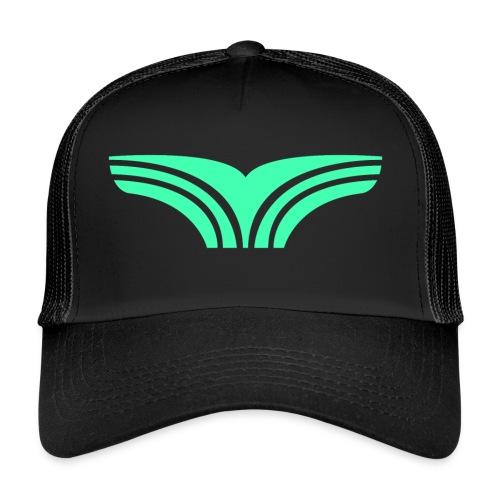 Boyga Regular V-hals - Trucker Cap