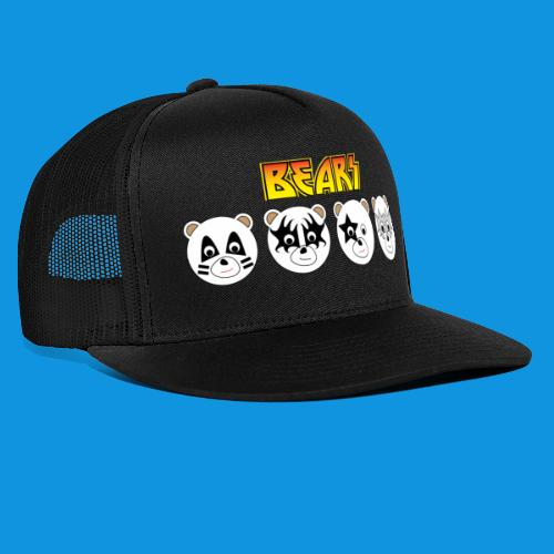 Kiss Bears.png - Trucker Cap