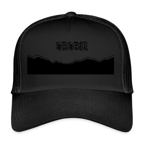 OROBIE SKYLINE - Trucker Cap