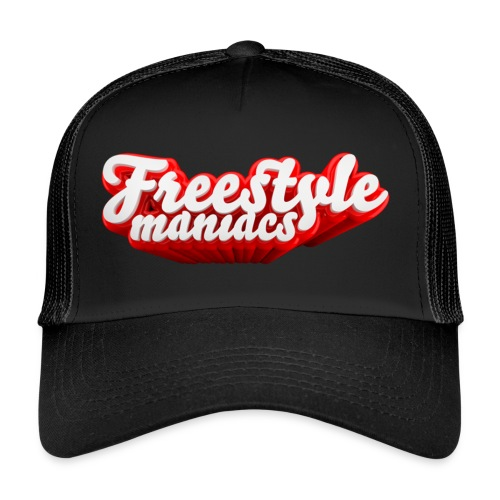 Freestyle Maniacs red - Trucker Cap