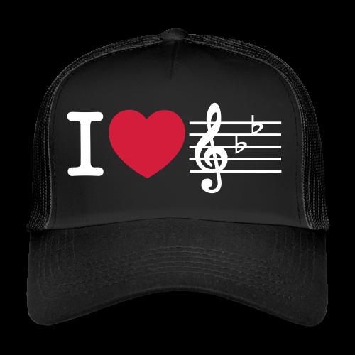 Musik - Trucker Cap