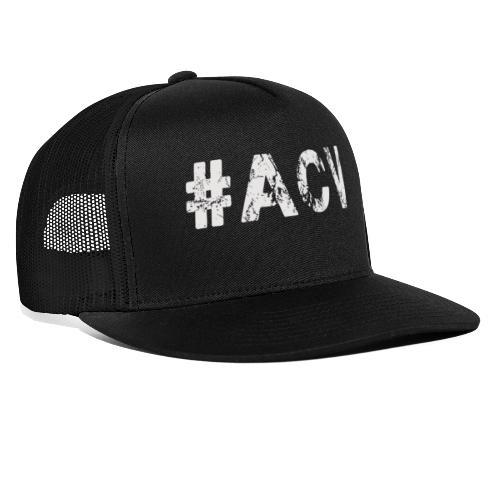 #ACV Logo grau - Trucker Cap