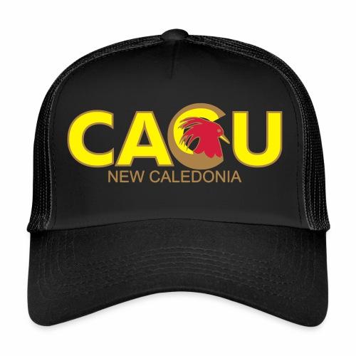 chem - Trucker Cap