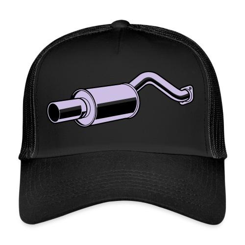 Muffler F - Trucker Cap