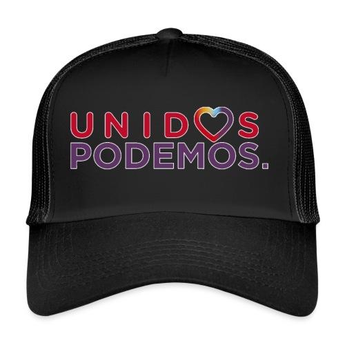 Taza Unidos Podemos 2016 Blanca - Gorra de camionero