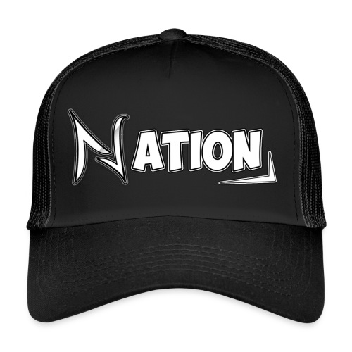 Nation Logo Design - Trucker Cap