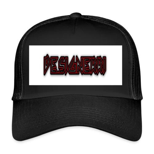 designerri - Trucker Cap