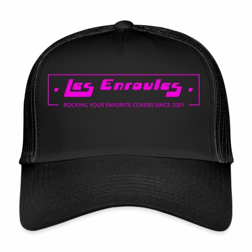 Rocking since 2001! Pink - Trucker Cap
