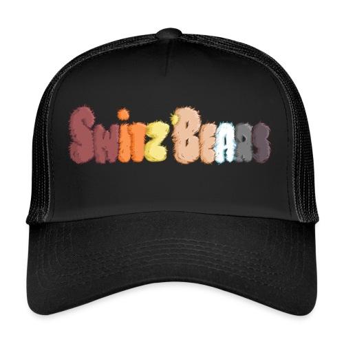 Switz'Bears logo lettre poilue - Trucker Cap