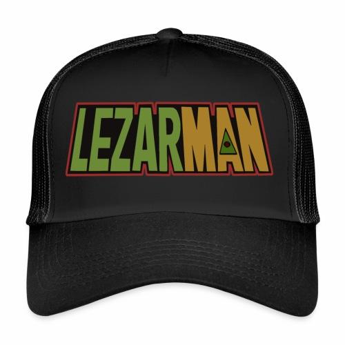 Lezarman Logo - Trucker Cap