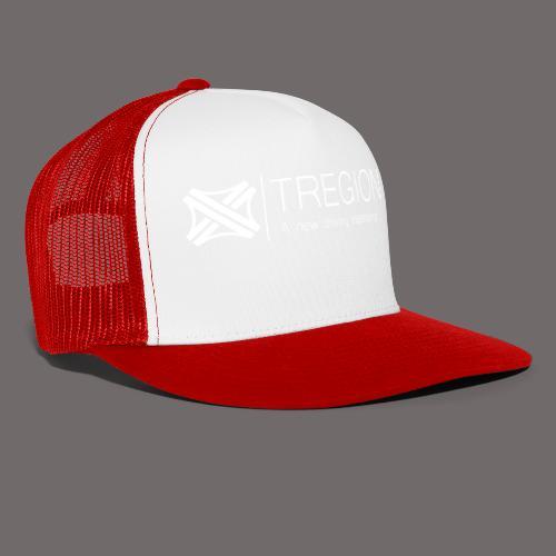 Tregion Logo wide - Trucker Cap