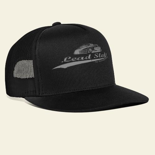 lead sled grey - Trucker Cap