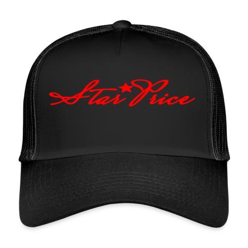 star price (red) - Trucker Cap