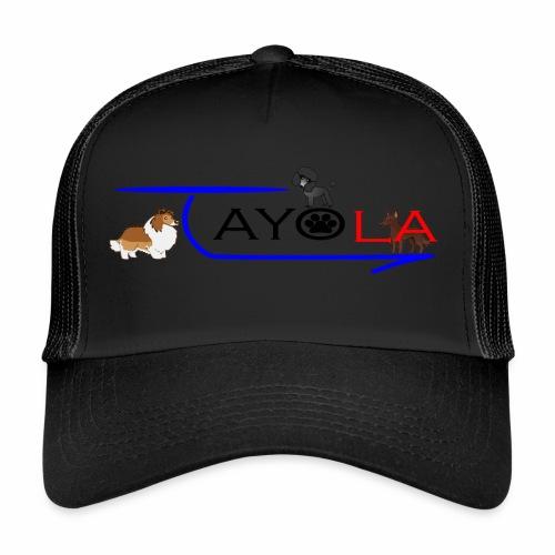 Tayola Black - Trucker Cap