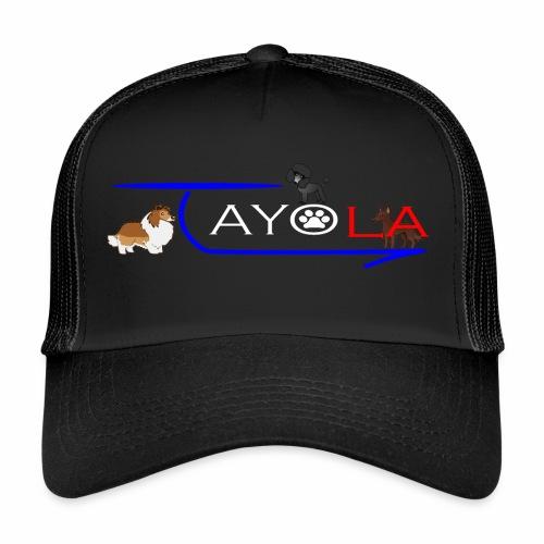 Tayola White - Trucker Cap