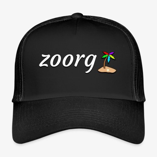 Zoorg with Logo - Trucker Cap