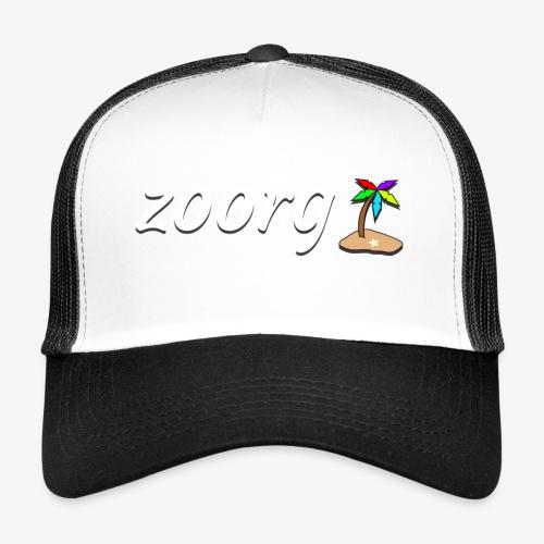 Zoorg with Logo - Trucker Cap