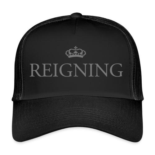 Gin O'Clock Reigning - Trucker Cap