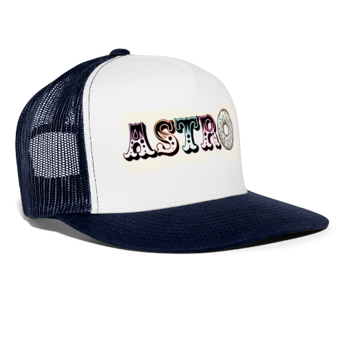 ASTRO - Trucker Cap