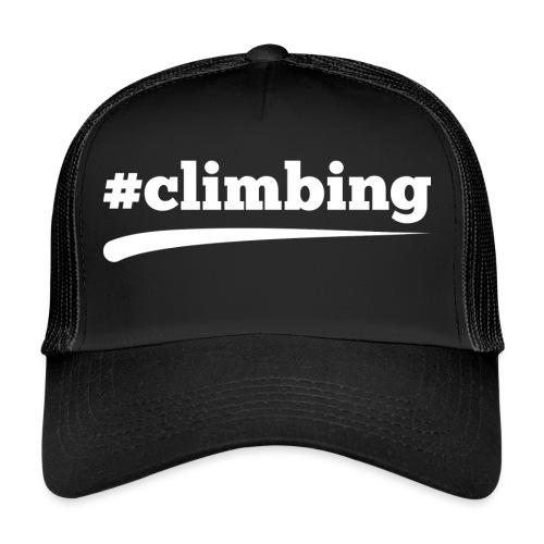 #CLIMBING - Trucker Cap