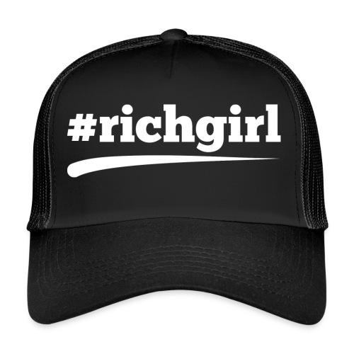 RICHGIRL - Trucker Cap