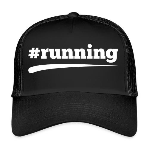 #RUNNING - Trucker Cap