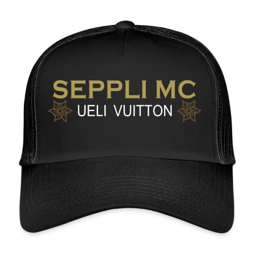 UELI VUITTON TRUCKER CAP - Trucker Cap