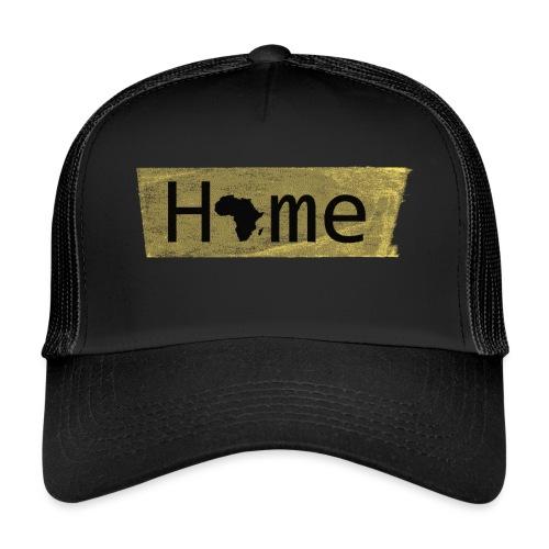 home in africa - Trucker Cap