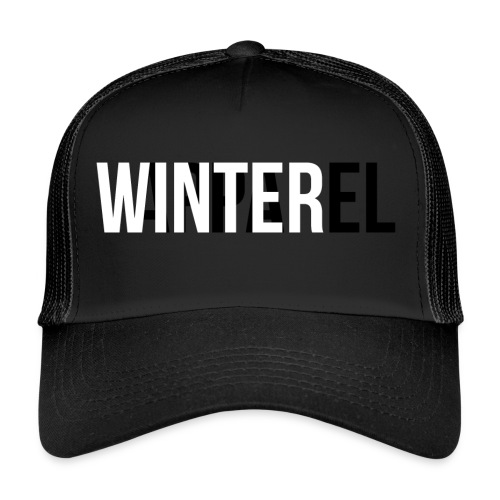 Winter Apparel Logo - Trucker Cap