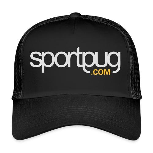 SportPug.com - Trucker Cap
