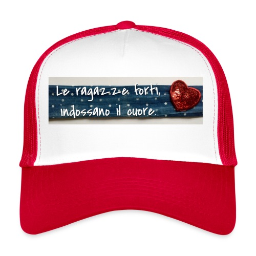 Cuore - Trucker Cap