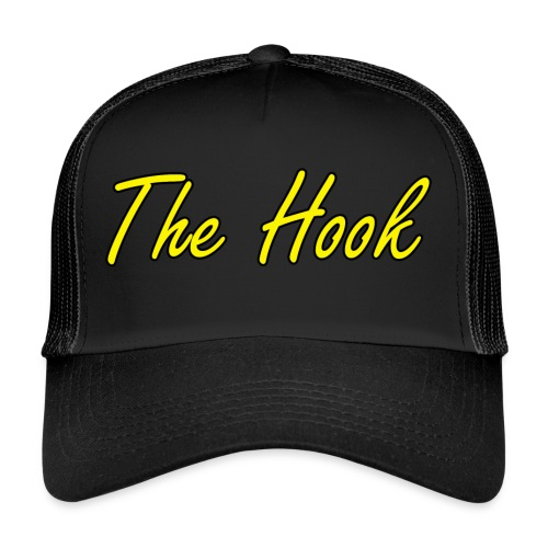 The Hook Logo - Trucker Cap