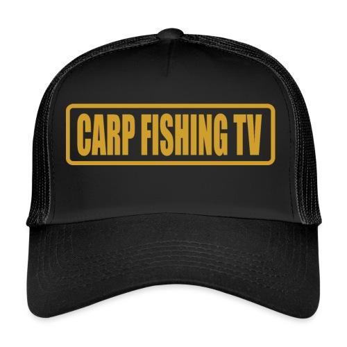 carpfishing-tv - Trucker Cap