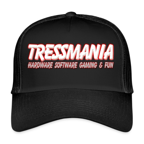 Tres Mania Logo - Trucker Cap