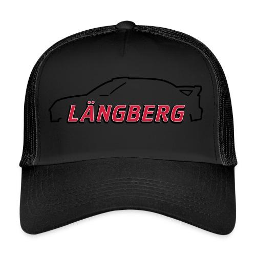 logotype Laengberg - Trucker Cap