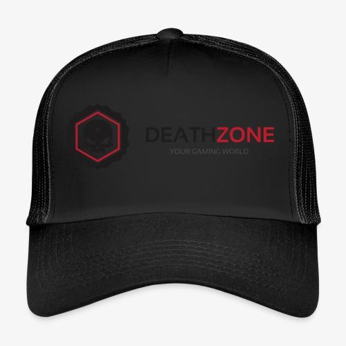 DeathZone Logo - Trucker Cap