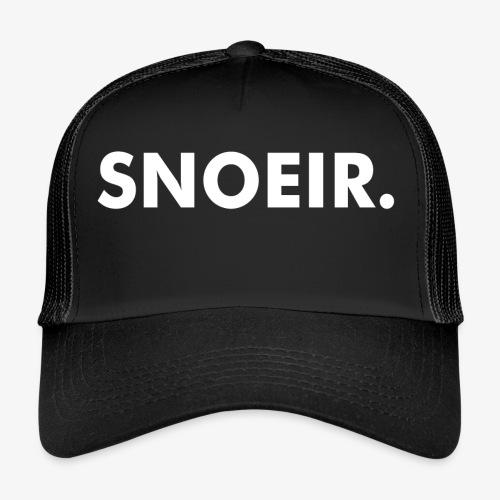 SNOEIR. White - Trucker Cap