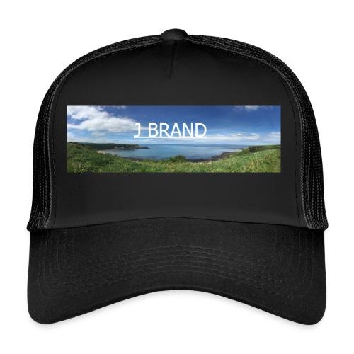 J BRAND Clothing - Trucker Cap