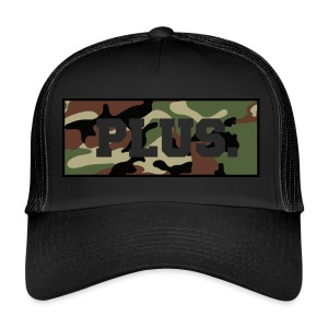 camo box - Trucker Cap