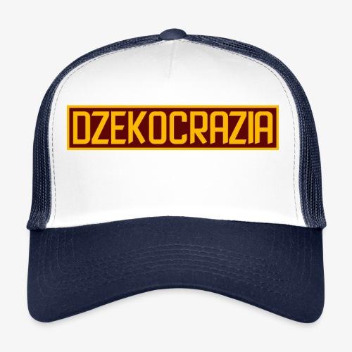Dzekocrazia Staff - Trucker Cap