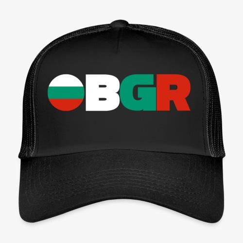 Bulgaria - Trucker Cap