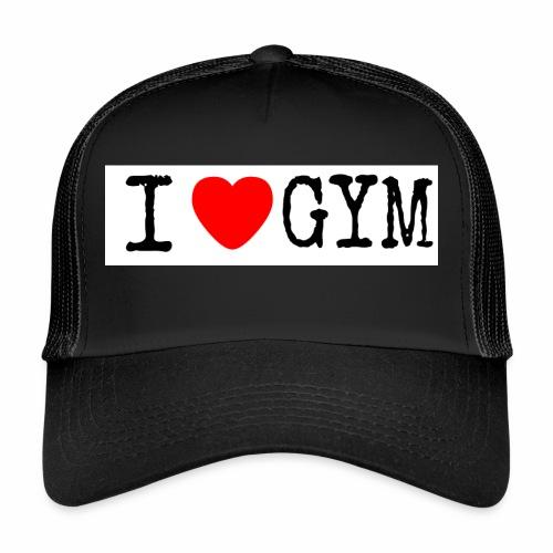 LOVE GYM - Trucker Cap