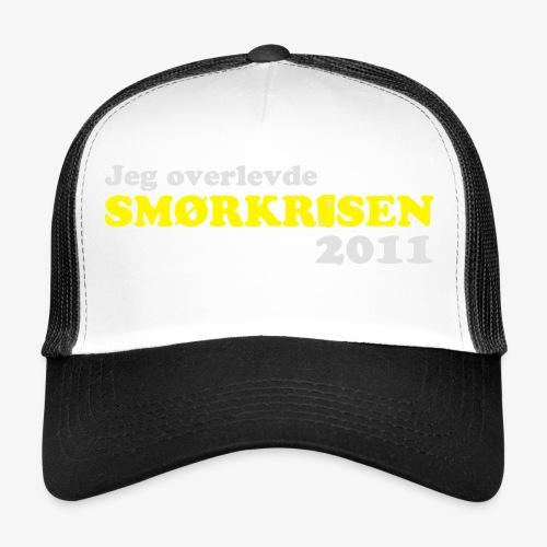 Smørkrise 2011 - Norsk - Trucker Cap