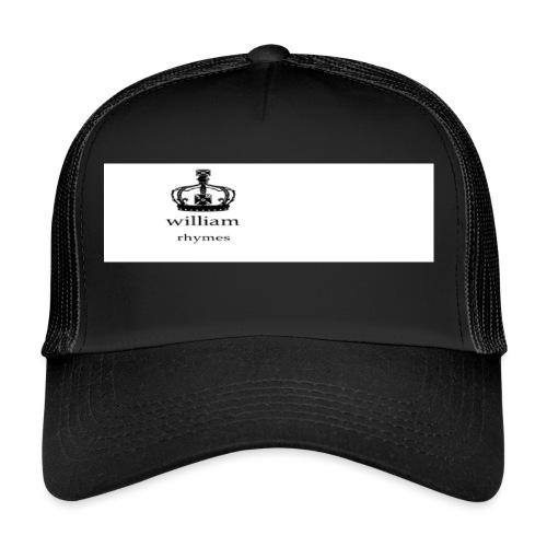 william - Trucker Cap
