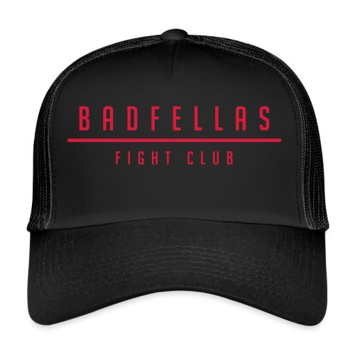 badfellas boxing club - Trucker Cap