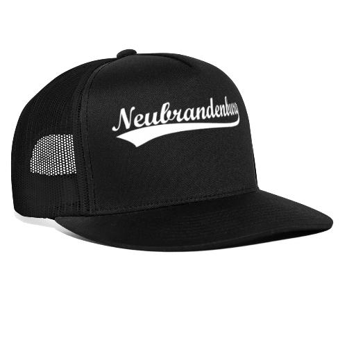 Neubrandenburg Weiß - Trucker Cap