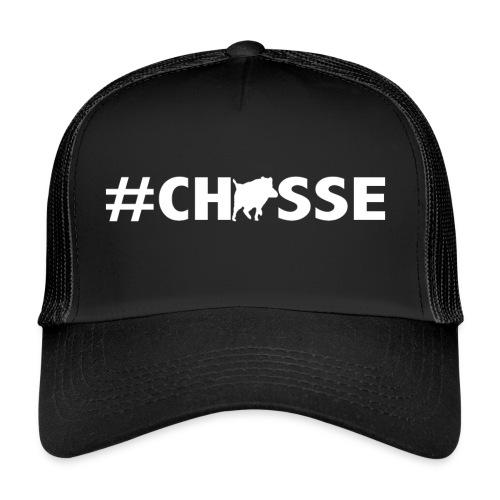 #Chasse motif sanglier pour afficher sa passion ! - Trucker Cap