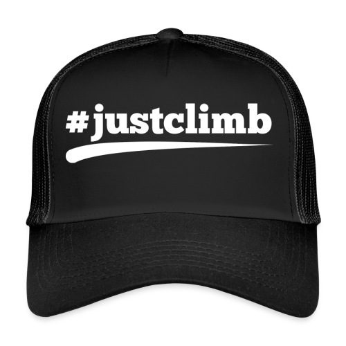 #JUSTCLIMB - Trucker Cap